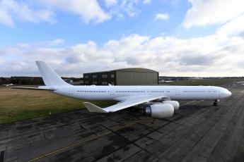 A340-500, A340-600