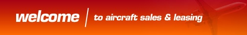 Welcome to Aircraft Sales & Leasing